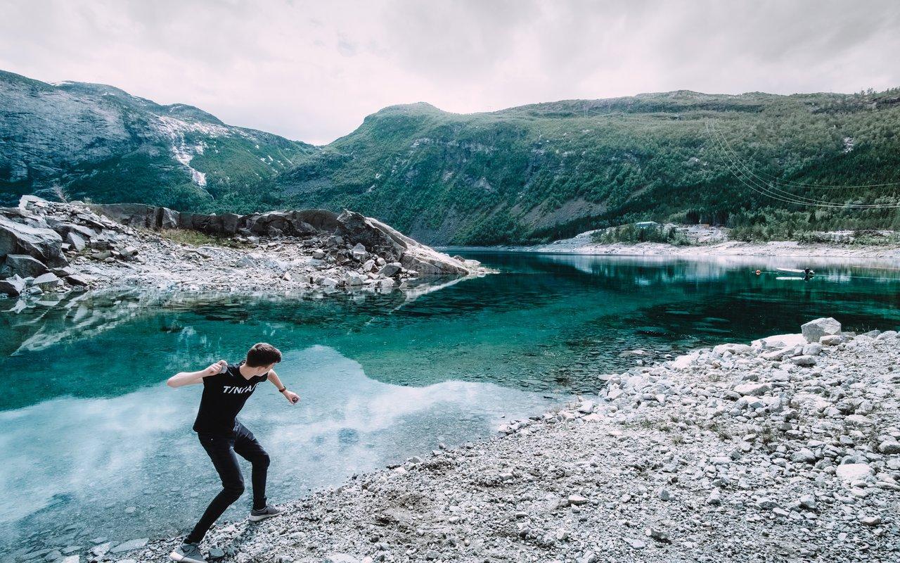 AWAYN IMAGE Ringedalsvatnet, Norway