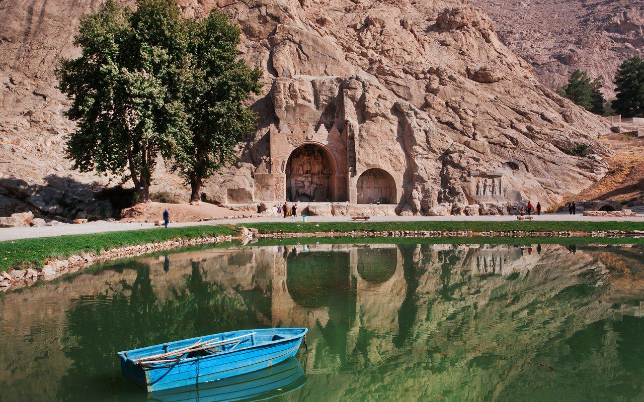 AWAYN IMAGE Teq-e- Bostan (Tagh e Buston)