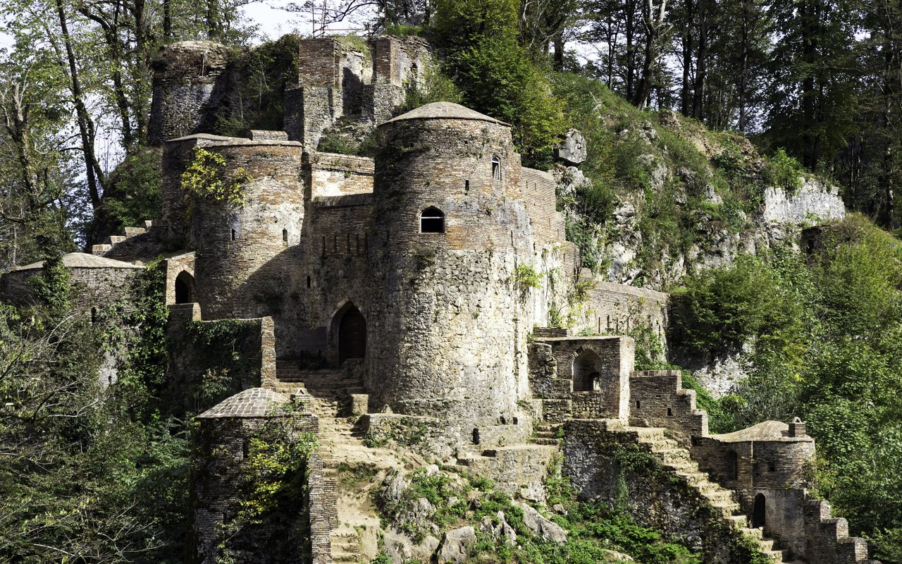 AWAYN IMAGE Rudkhan Castle