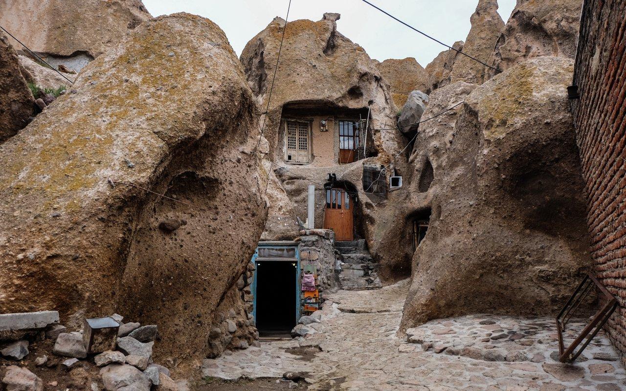 AWAYN IMAGE Kandovan, East Azerbaijan