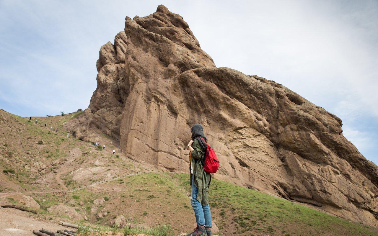 AWAYN IMAGE Alamut Castle