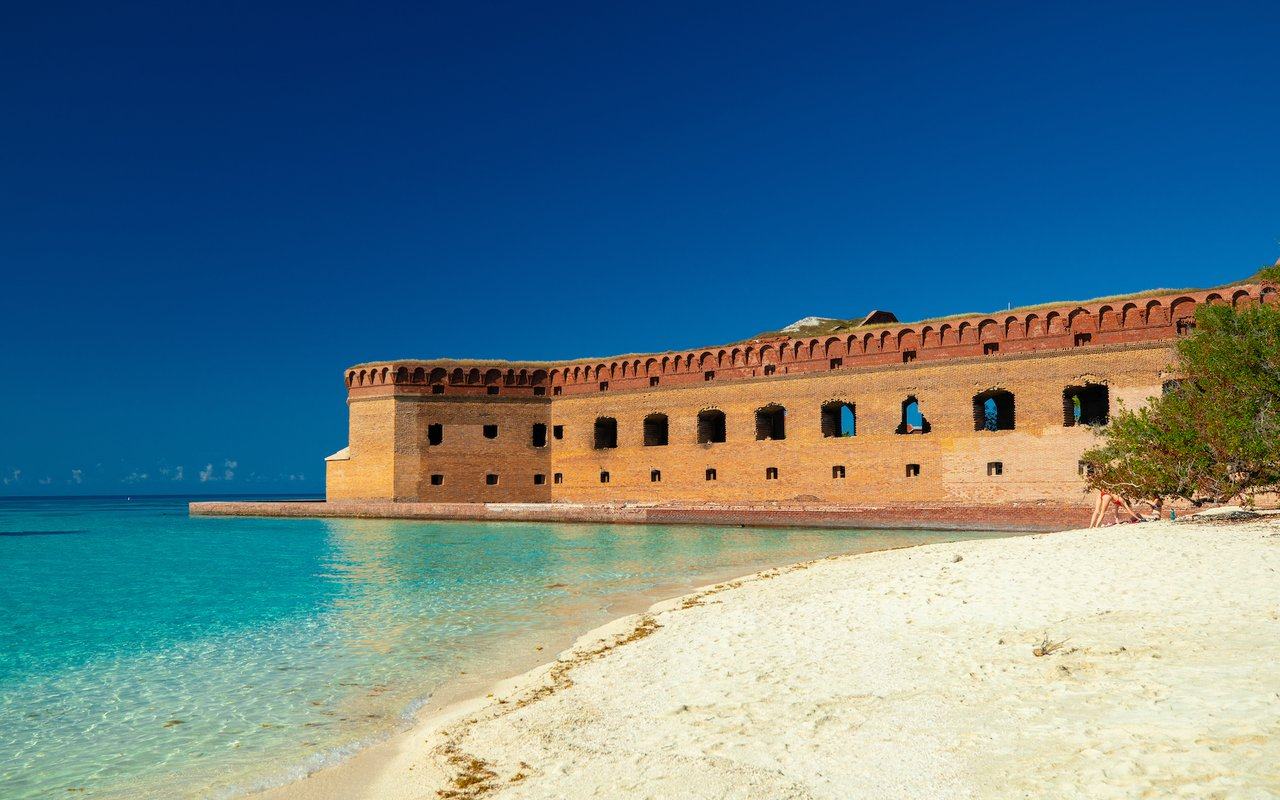 AWAYN IMAGE Swimm around the Fort Jefferson National Park - Dry Tortugas