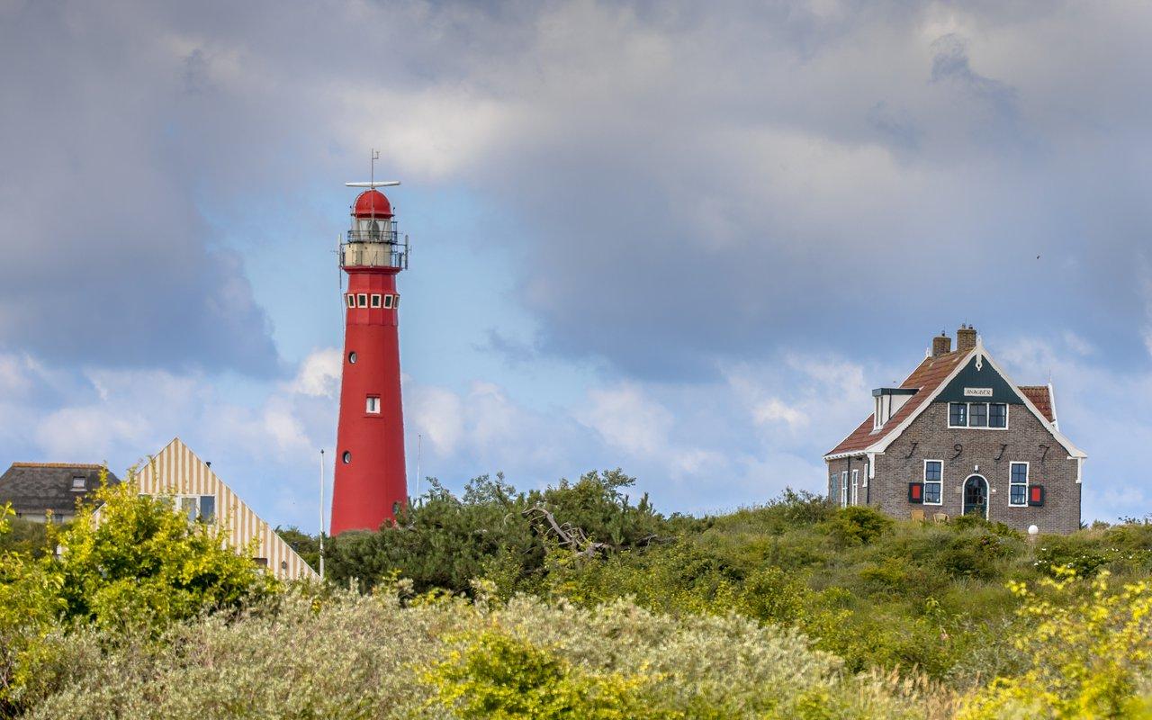 AWAYN IMAGE Camping at Wadden Frisian Islands