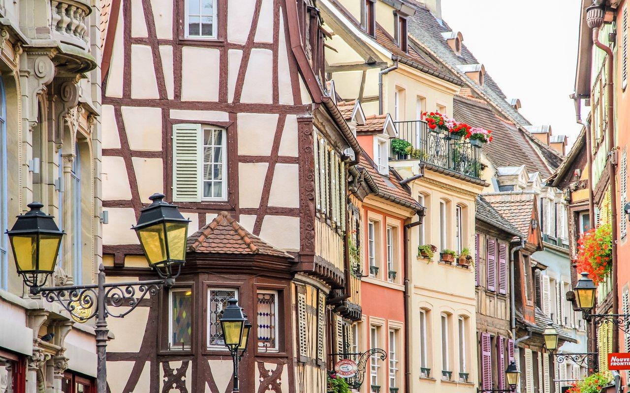 AWAYN IMAGE Visit Vieille Ville Riquewihr en Alsace