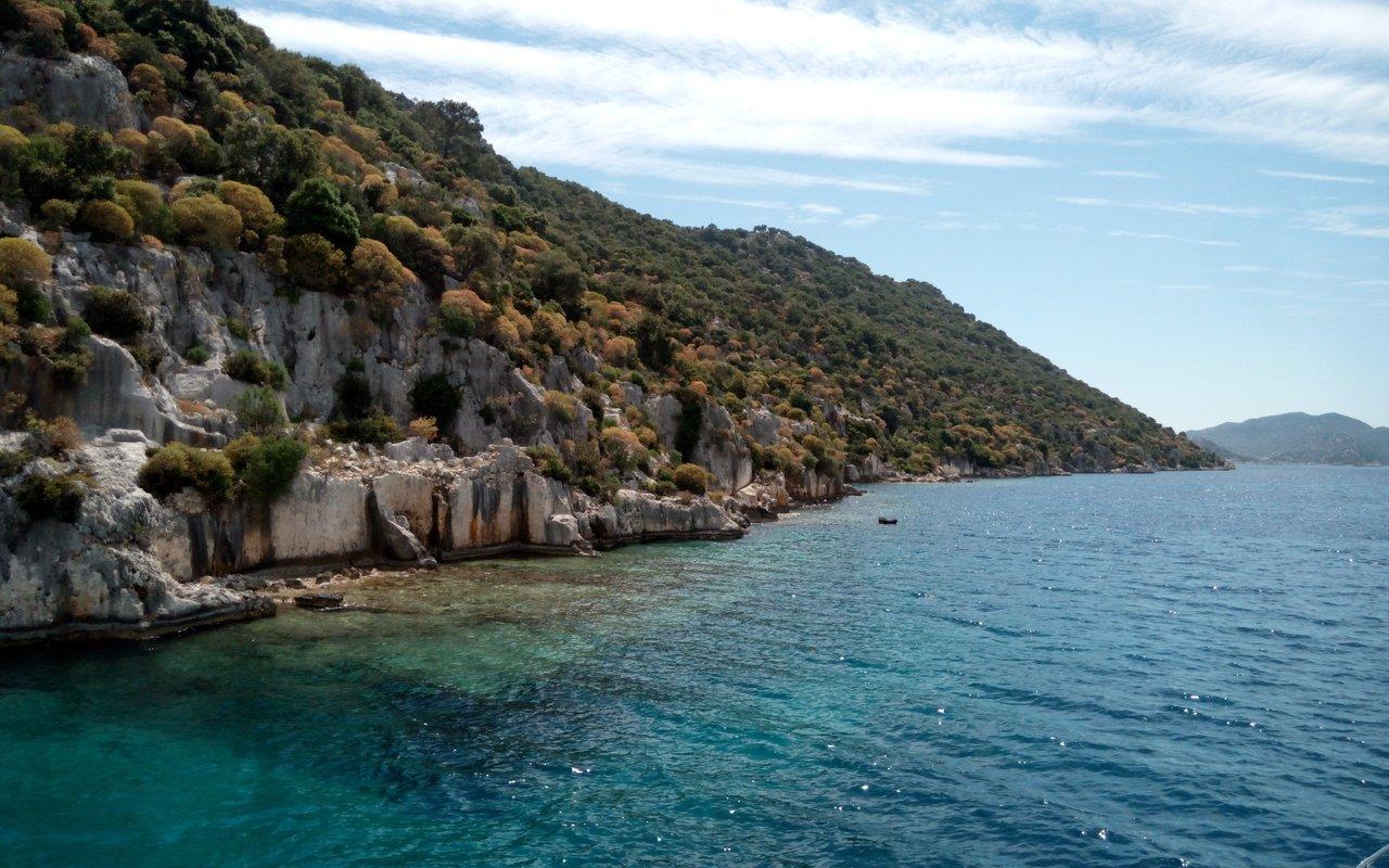 AWAYN IMAGE Stroll around Kekova Island