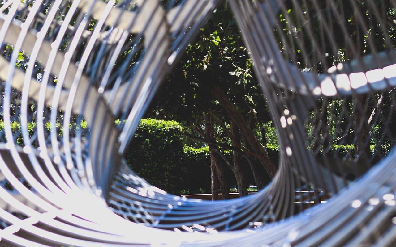 AWAYN IMAGE Photography in Cerritos Sculpture Garden