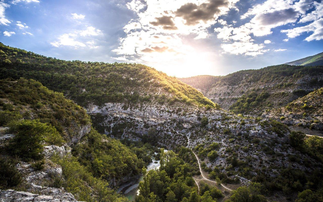 AWAYN IMAGE Gorges du Verdon Kayak