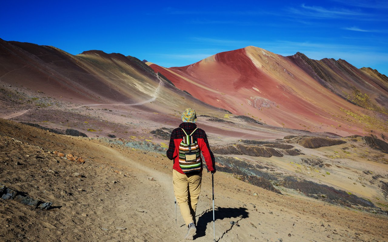AWAYN IMAGE Rainbow Mountain Cusco