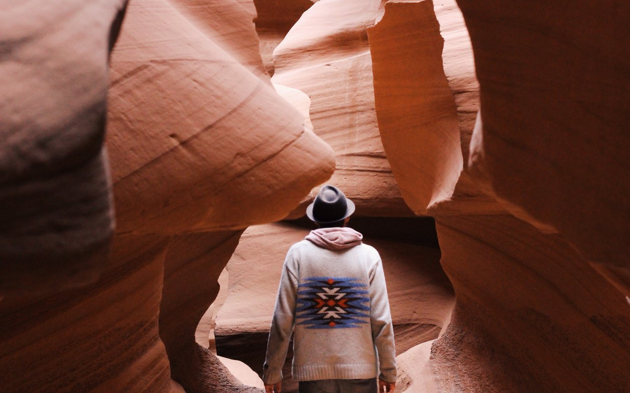 AWAYN IMAGE Antelope Canyon