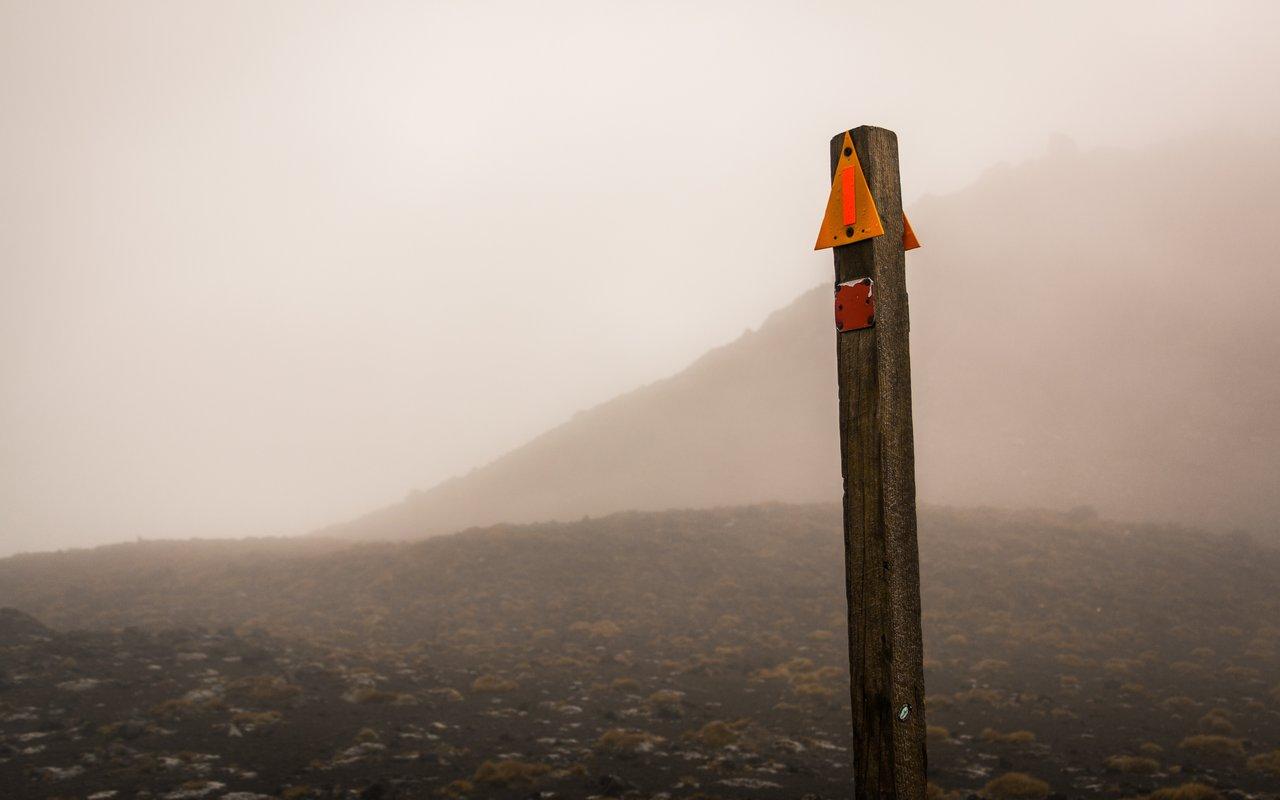 AWAYN IMAGE Tongariro Alpine Crossing, Tongariro National Park