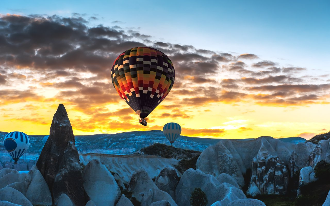 AWAYN IMAGE Balloon Rides in Cappadocia