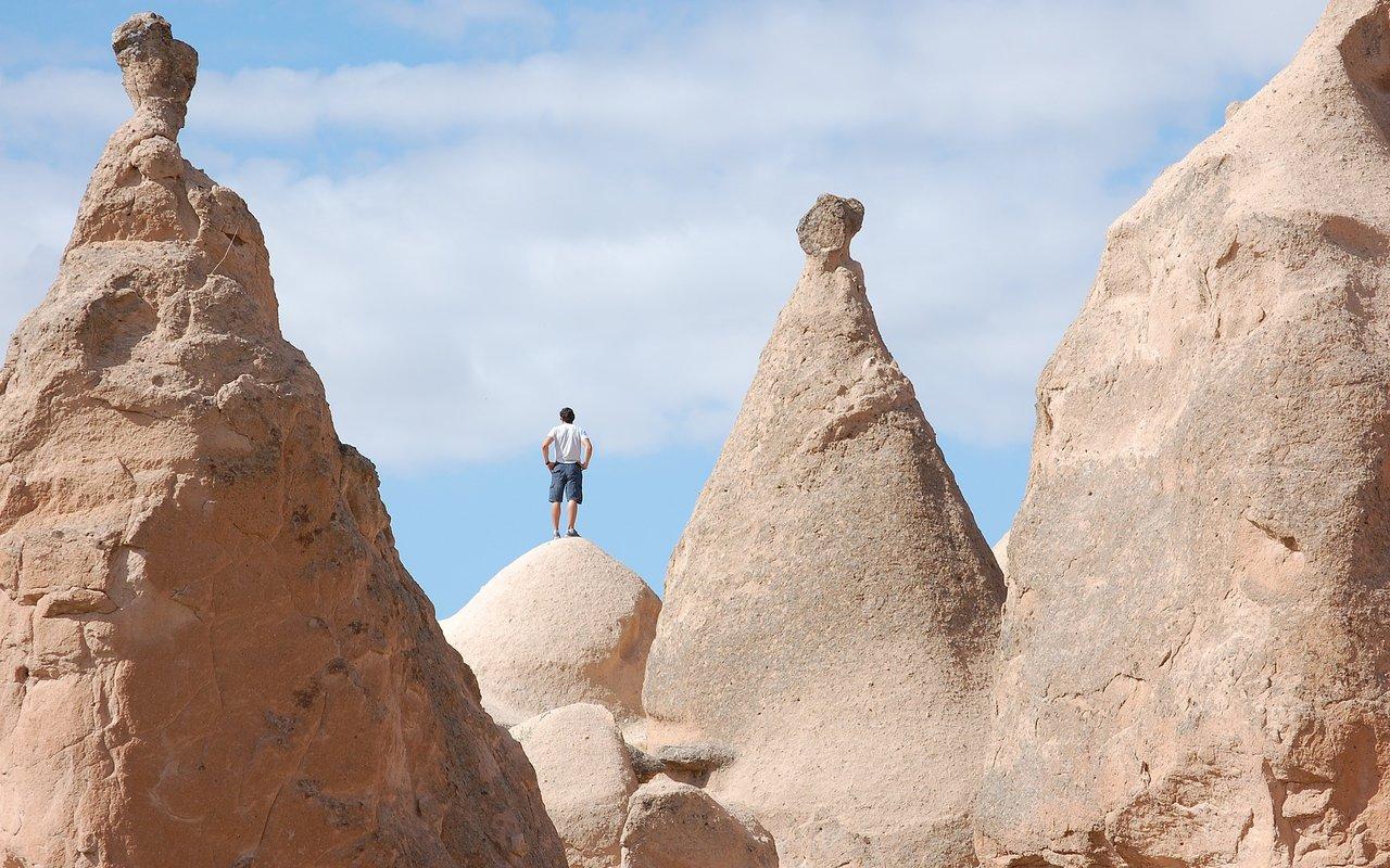 AWAYN IMAGE Visit Goreme National Park