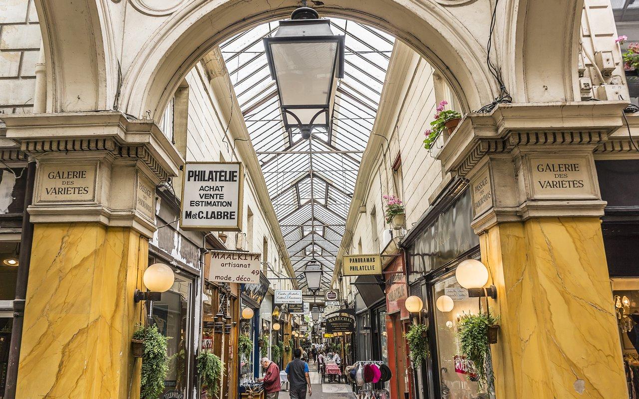 AWAYN IMAGE Shop at Passage Jouffroy