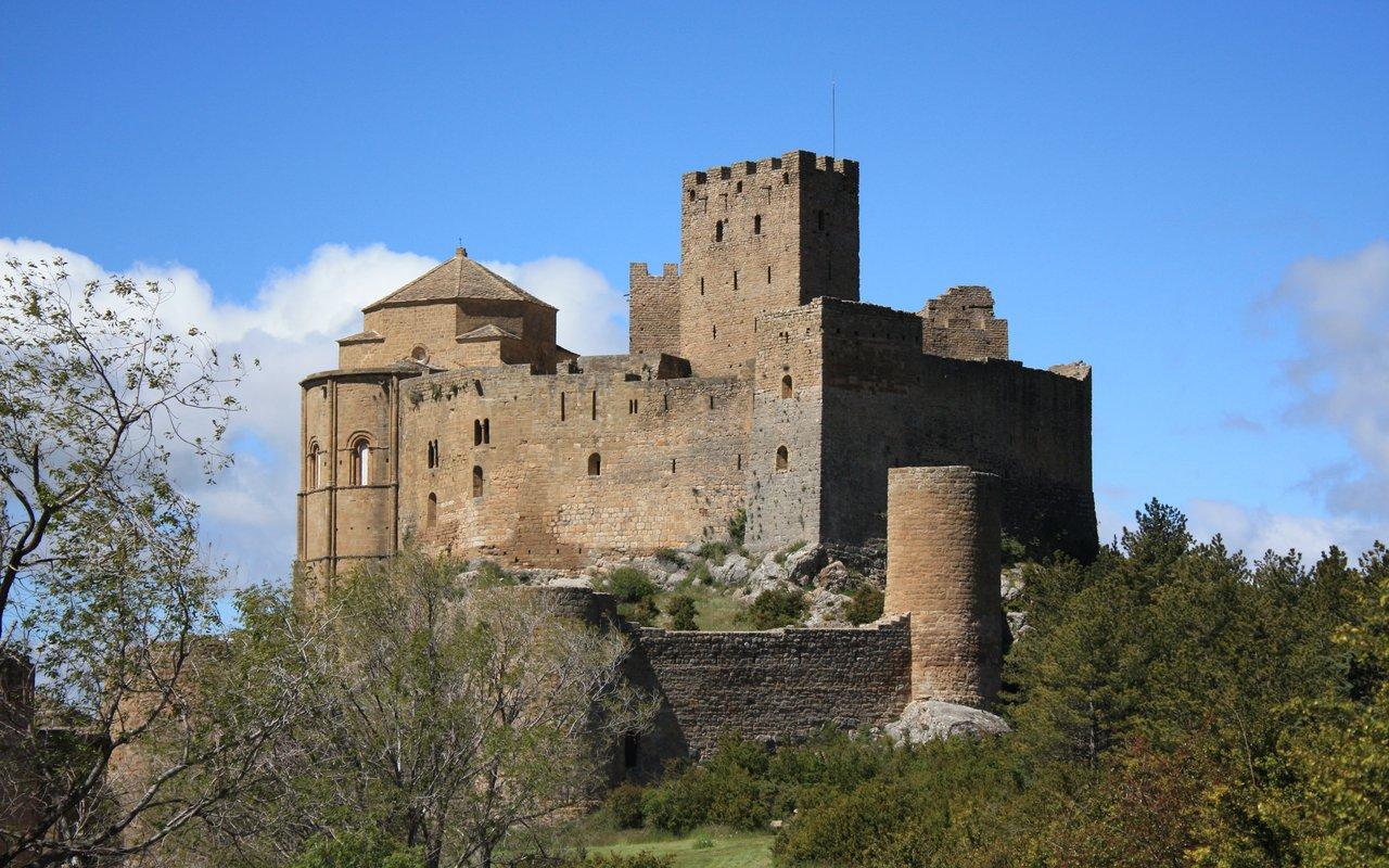 AWAYN IMAGE Castillo de Loarre