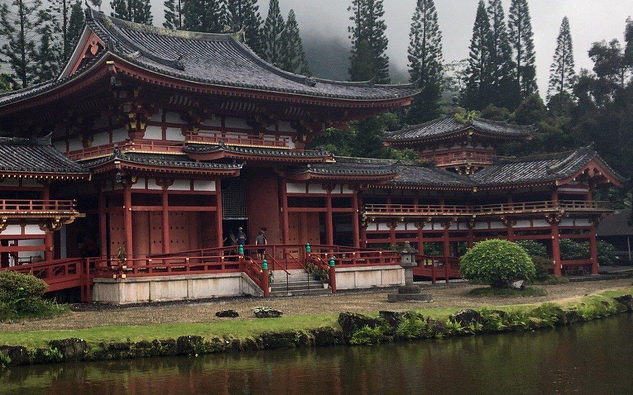 AWAYN IMAGE Byodo-In Temple