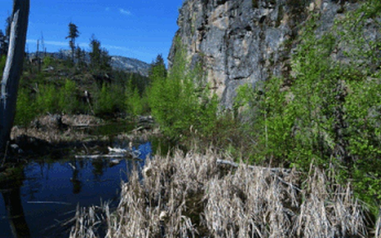AWAYN IMAGE Hike in Myra Canyon Trail