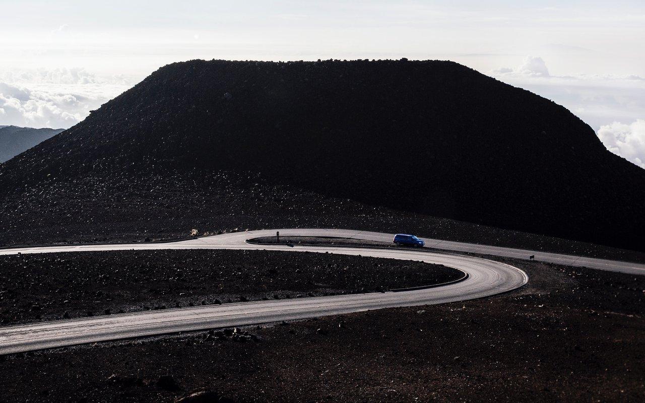 AWAYN IMAGE Photograph sunrise in Haleakalā National Park