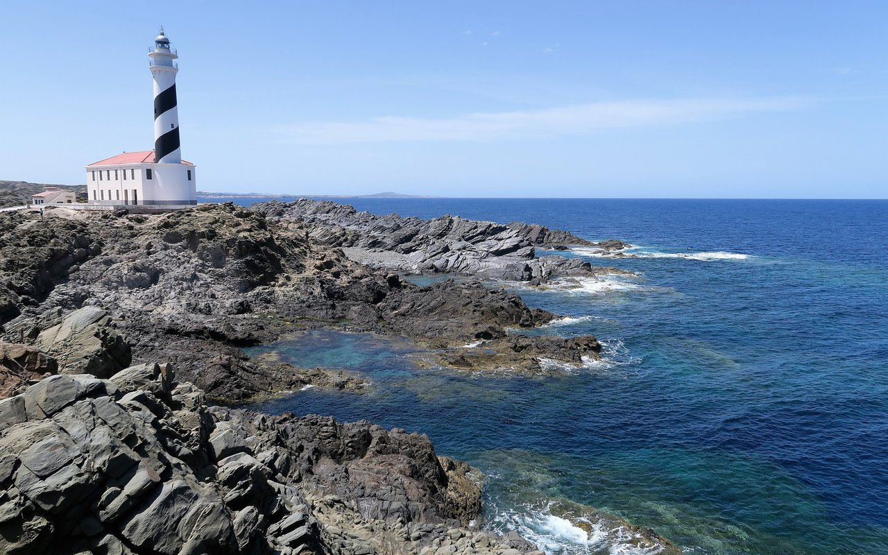 AWAYN IMAGE A stroll around Cape Favaritx
