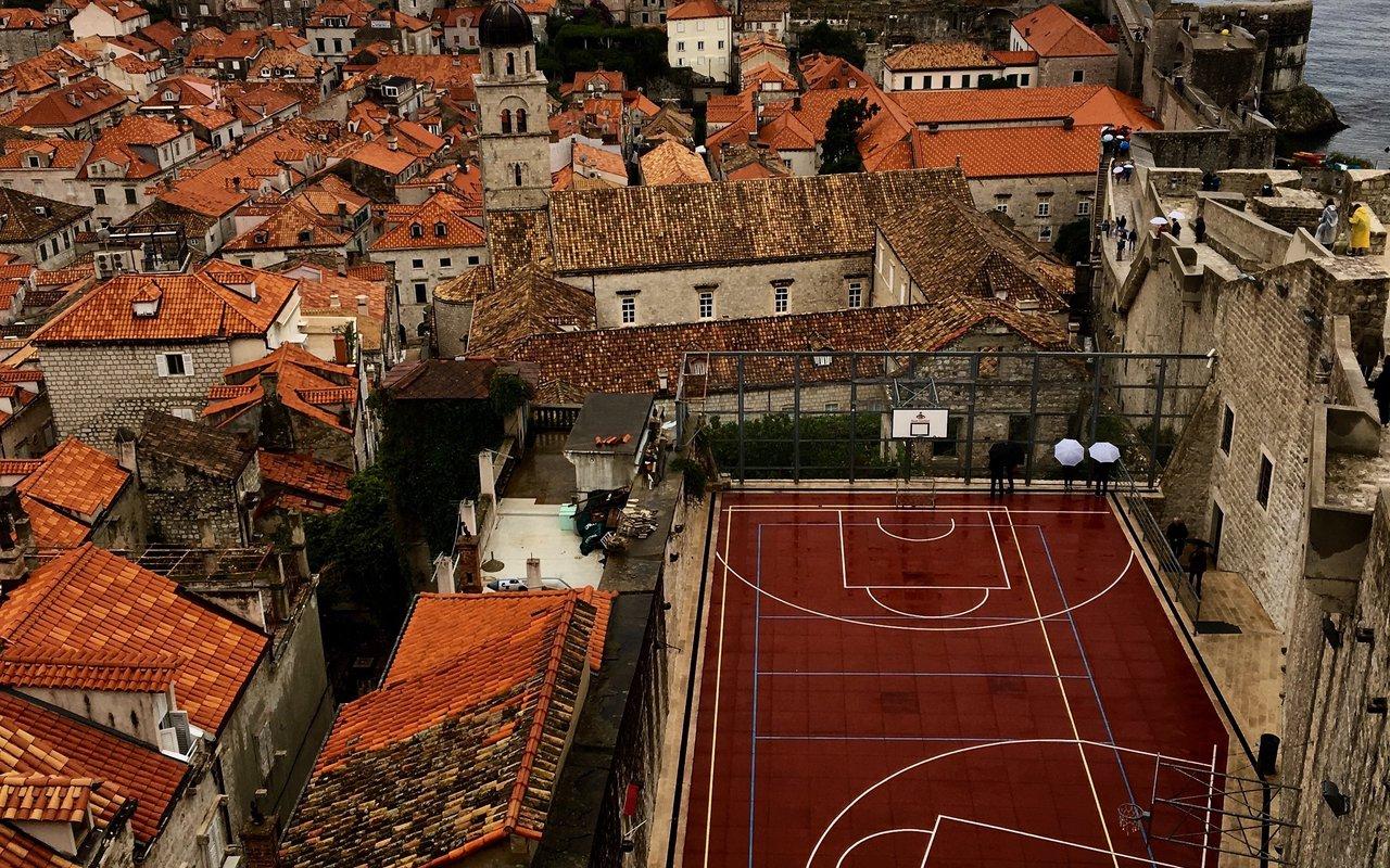 AWAYN IMAGE Walled city of Dubrovnik