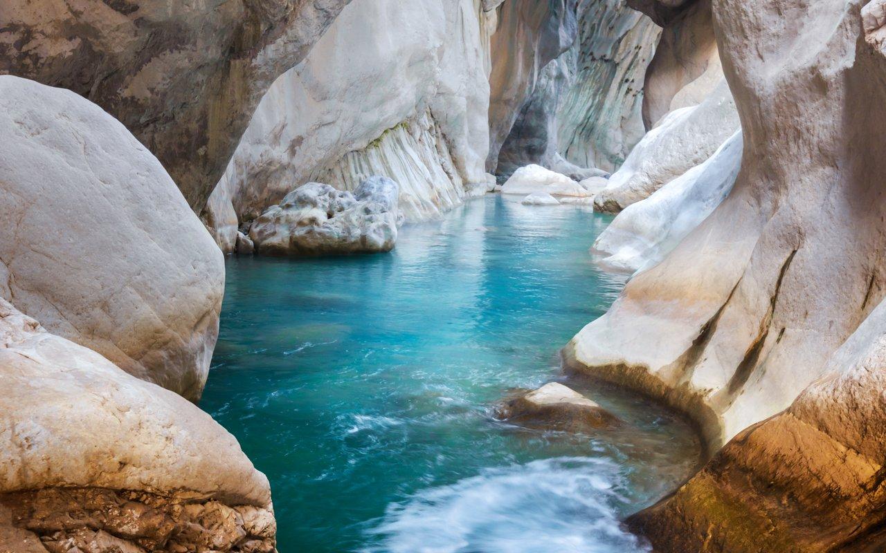 AWAYN IMAGE Goynuk Canyon