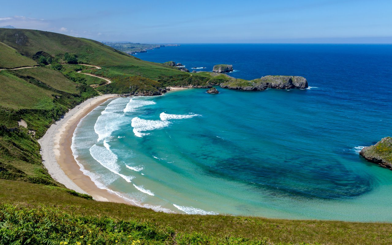 AWAYN IMAGE Beach of Torimbia