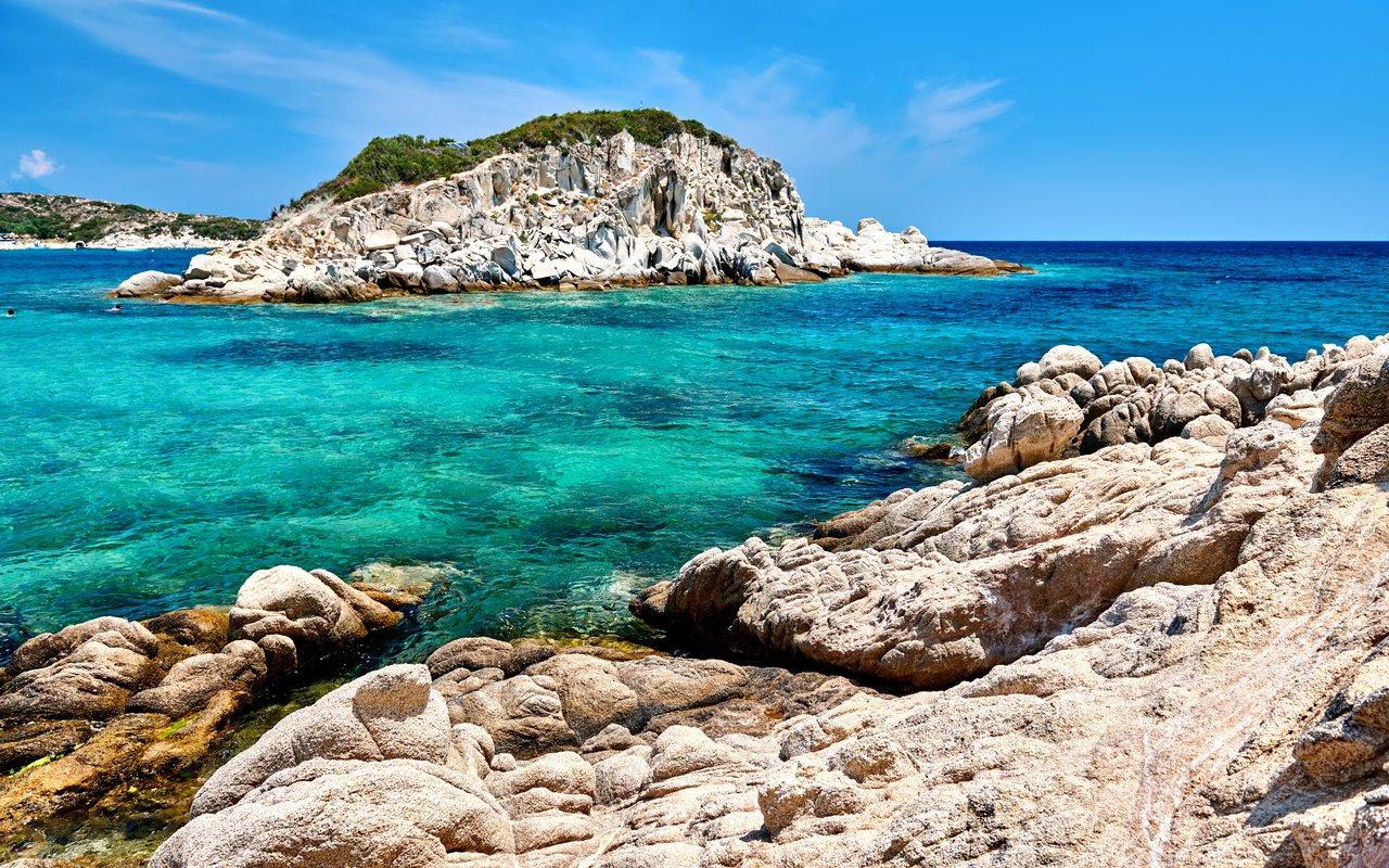 AWAYN IMAGE Sithonia beach
