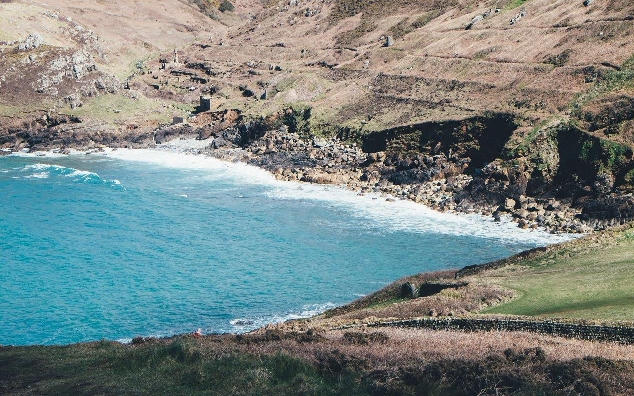 AWAYN IMAGE Hike to Cape Cornwall, Penzance
