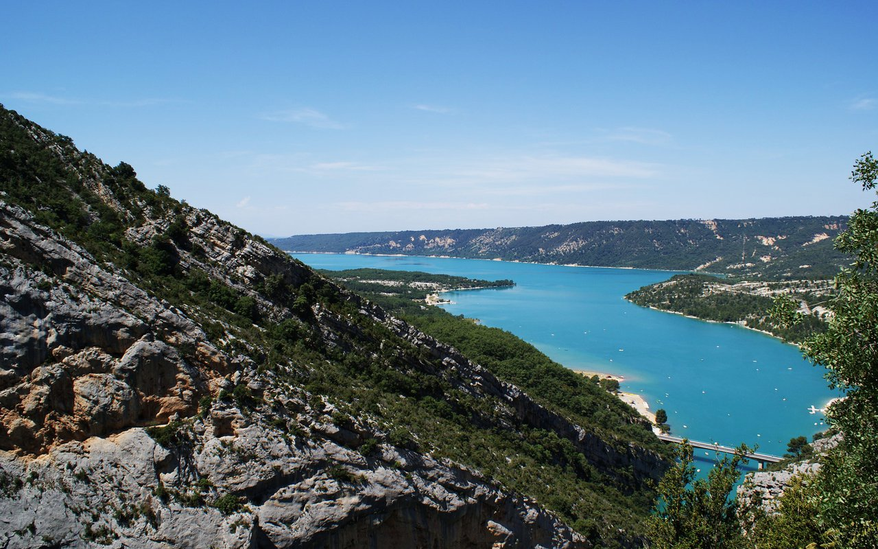 AWAYN IMAGE Gorges du Verdon beautiful Motor drive