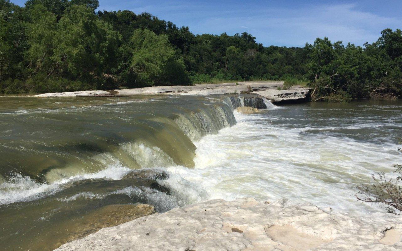AWAYN IMAGE McKinney Falls State Park