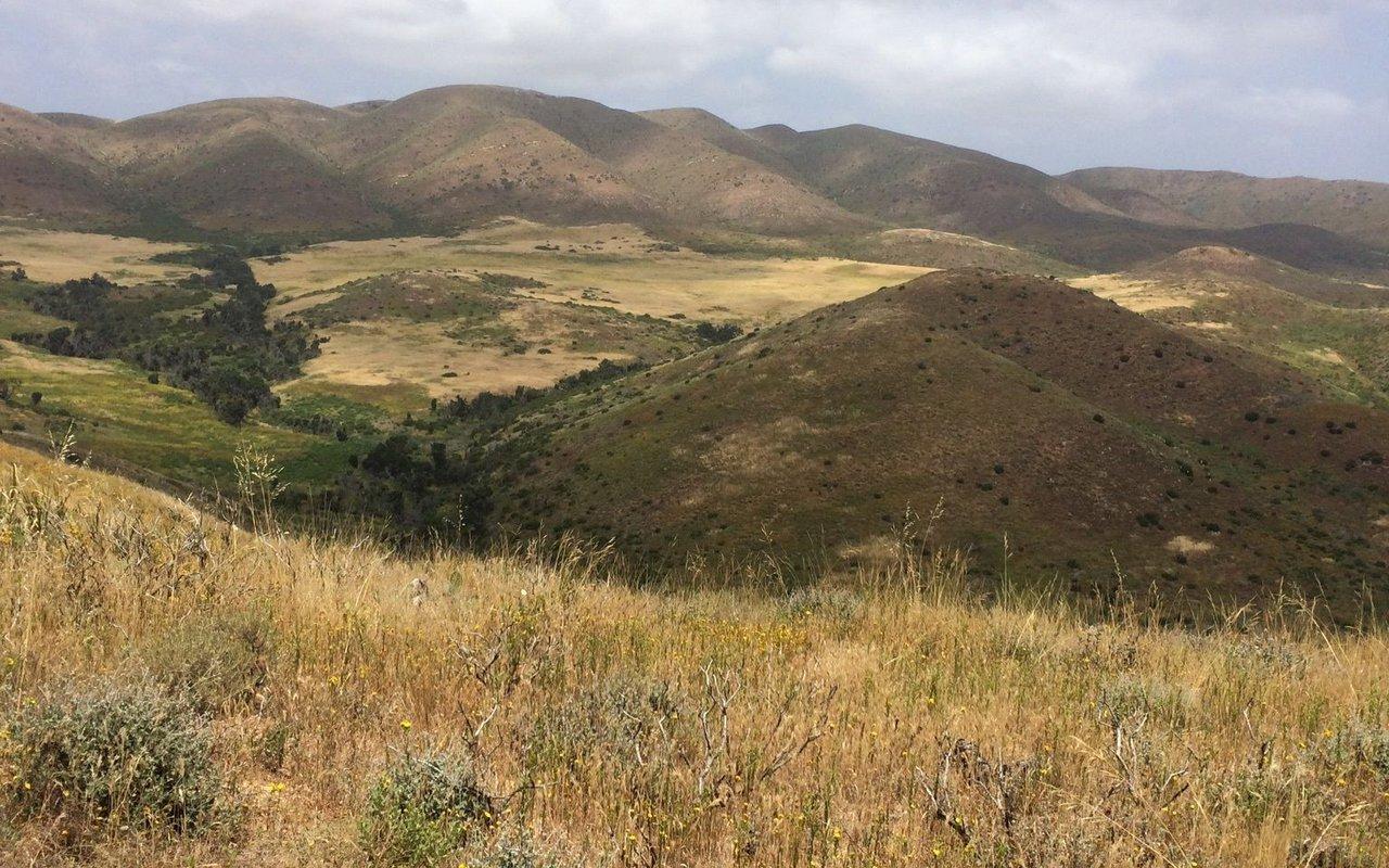 AWAYN IMAGE Bike the Mugu Peak Trail
