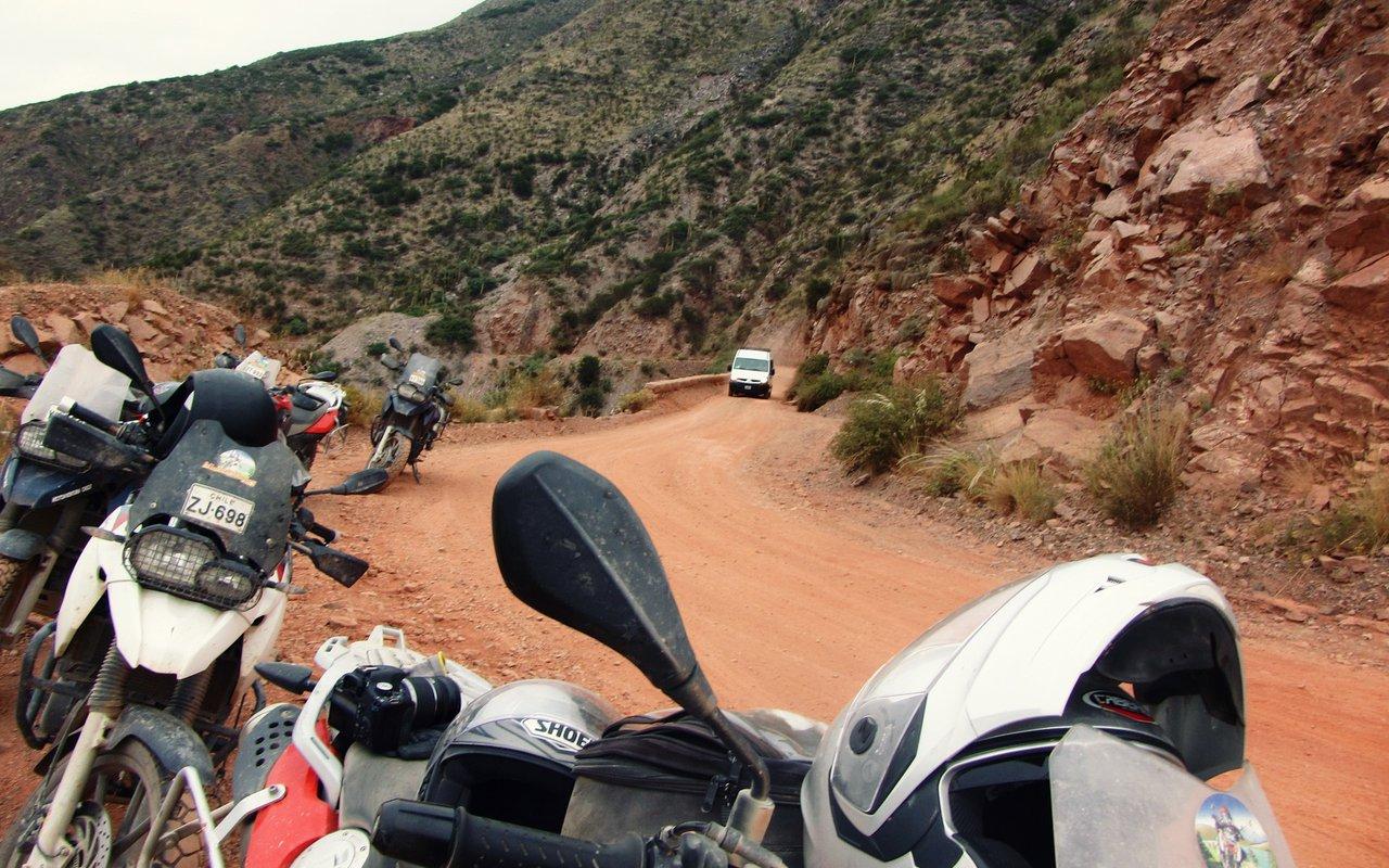 AWAYN IMAGE Atacama to Machu Picchu motorbike ride