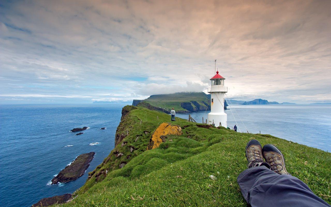 AWAYN IMAGE Mykines, Faroe Islands