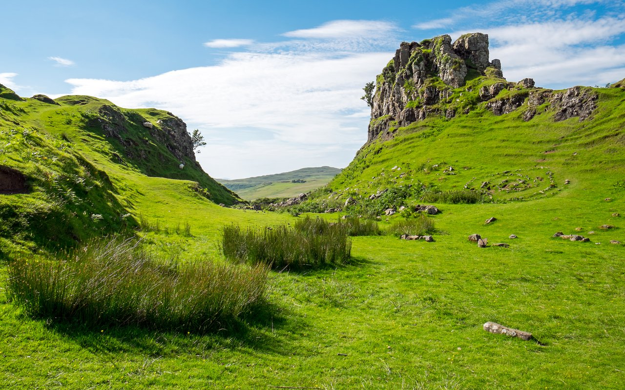 AWAYN IMAGE The Fairy Glen