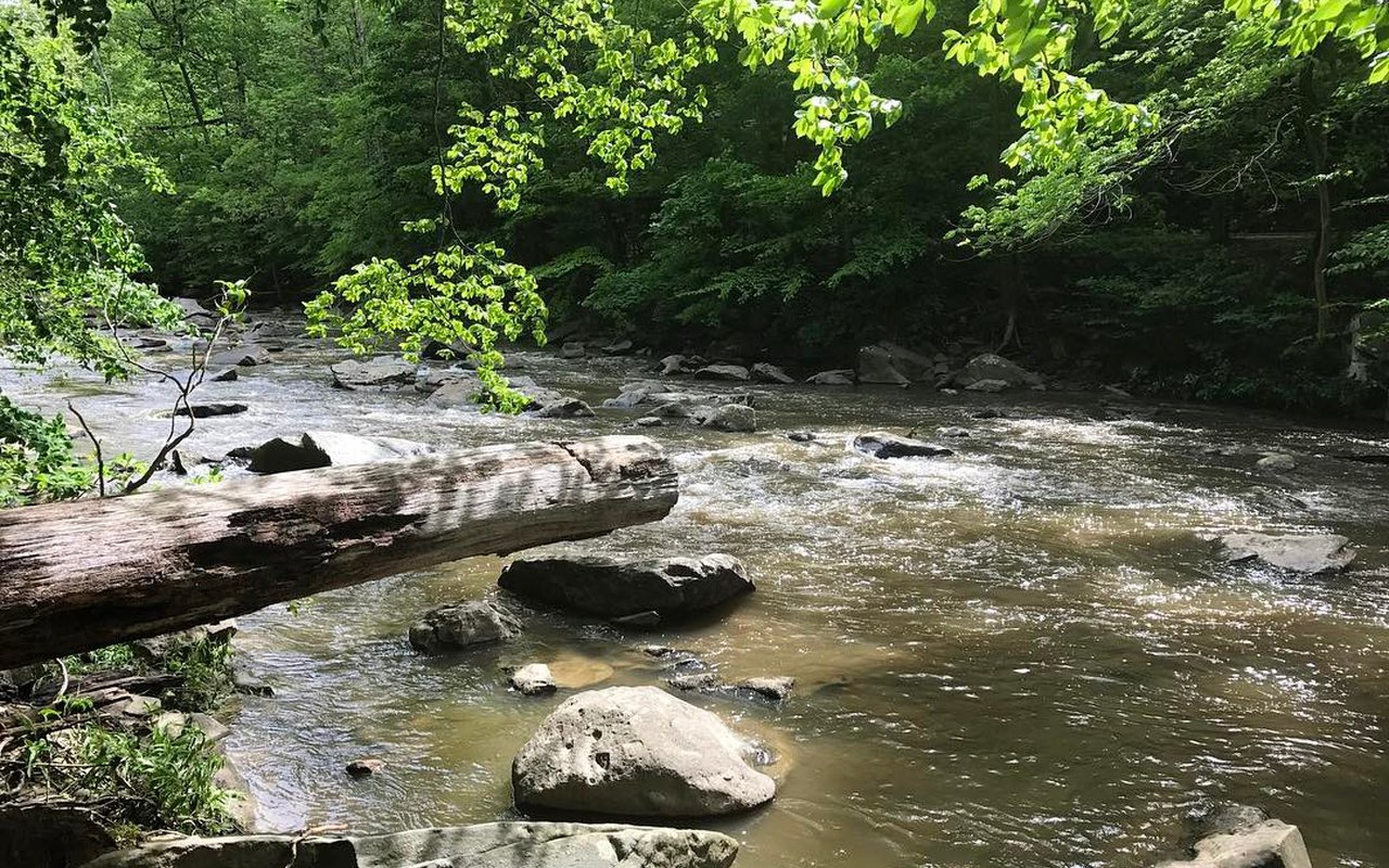 AWAYN IMAGE Western Ridge Trail