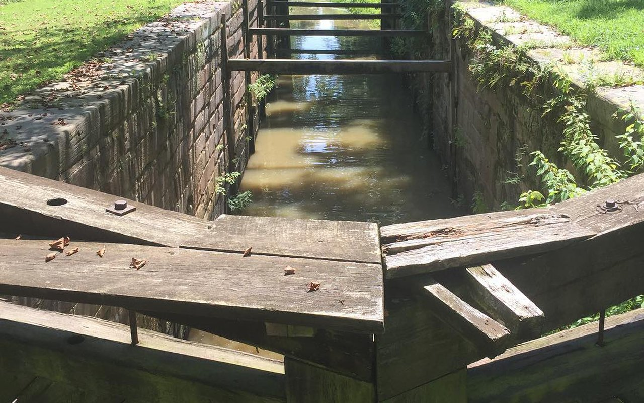 AWAYN IMAGE C&O Canal Towpath Trail
