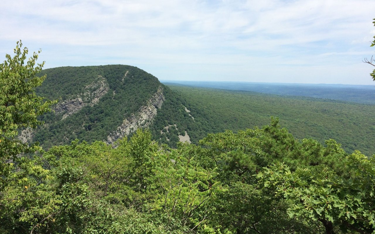 AWAYN IMAGE Mount Minsi Trail