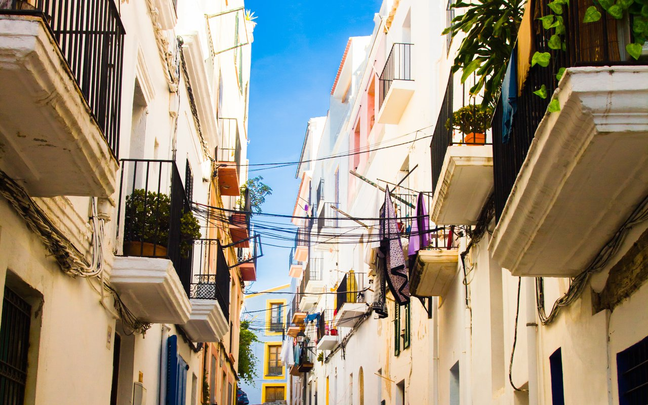 AWAYN IMAGE Dalt Vila, Eivissa, Spain