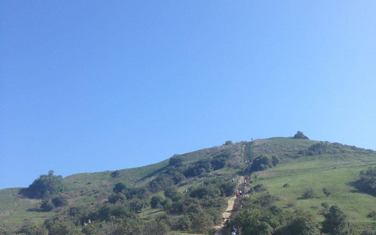 AWAYN IMAGE Baldwin Hills Scenic Overlook Trail