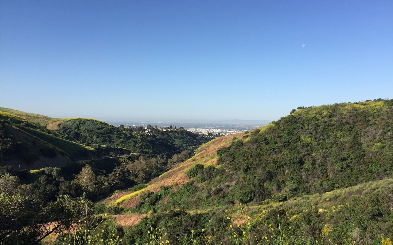AWAYN IMAGE Turnbull Canyon Trail : Run+Hike+MTB