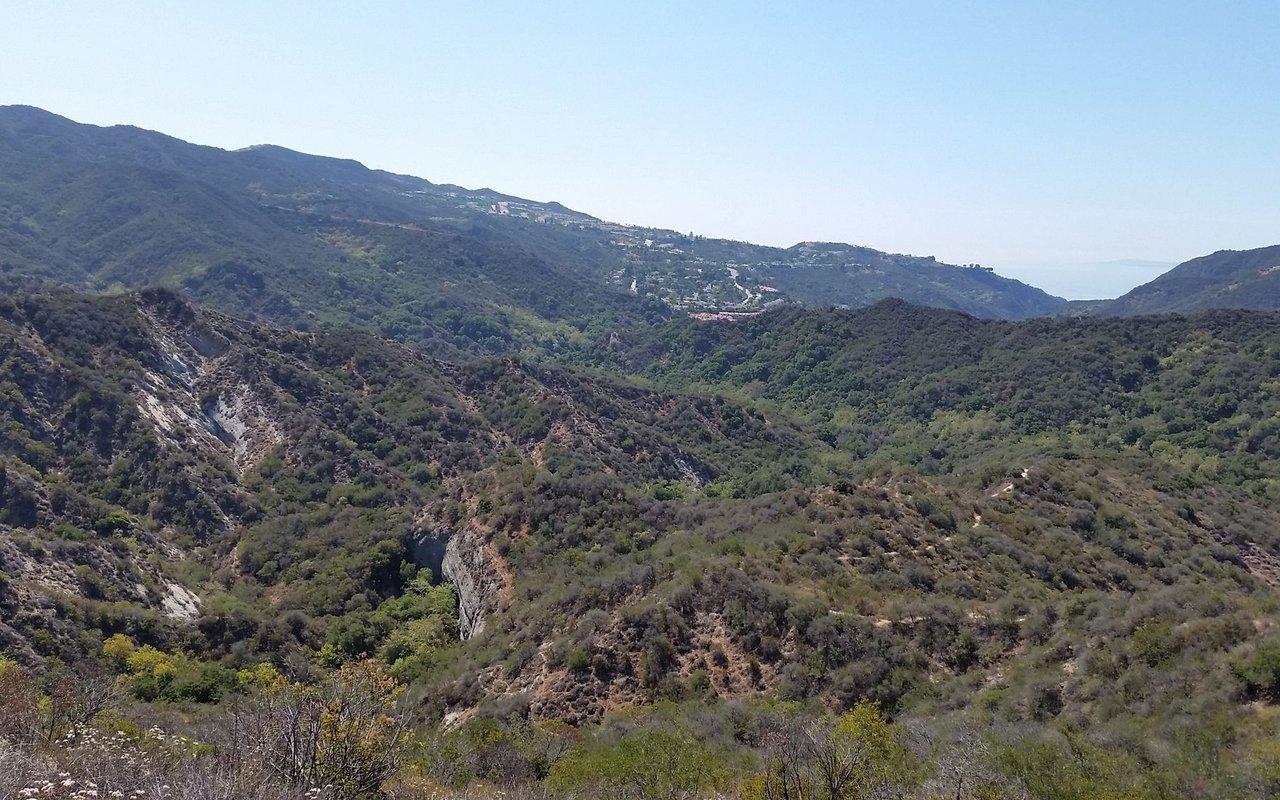 AWAYN IMAGE Santa Ynez Canyon Waterfall Trail
