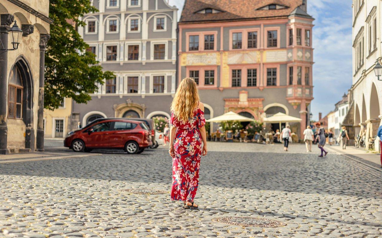 AWAYN IMAGE Visit Gorlitz to walk through the history