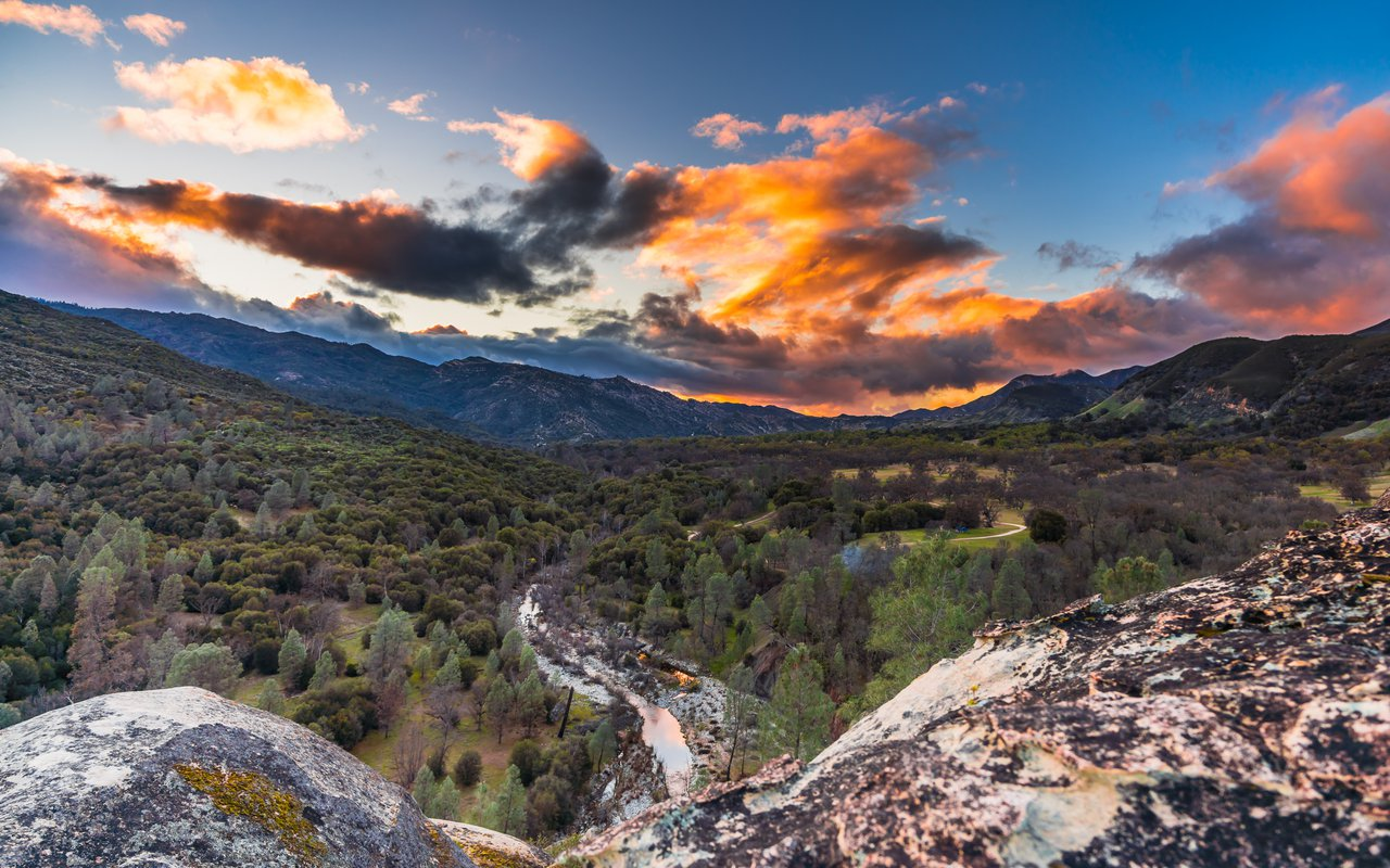AWAYN IMAGE Camp at Los Padres National Forest
