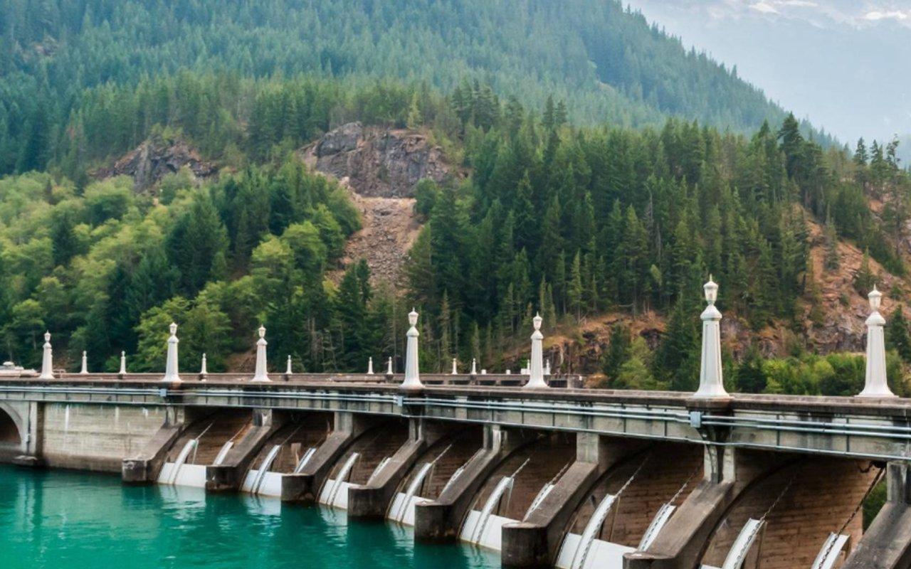 AWAYN IMAGE Diablo Dam