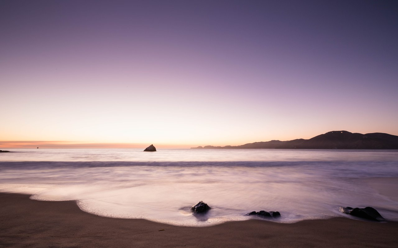 AWAYN IMAGE Walk around Marshall Beach San Francisco's best secret beach!