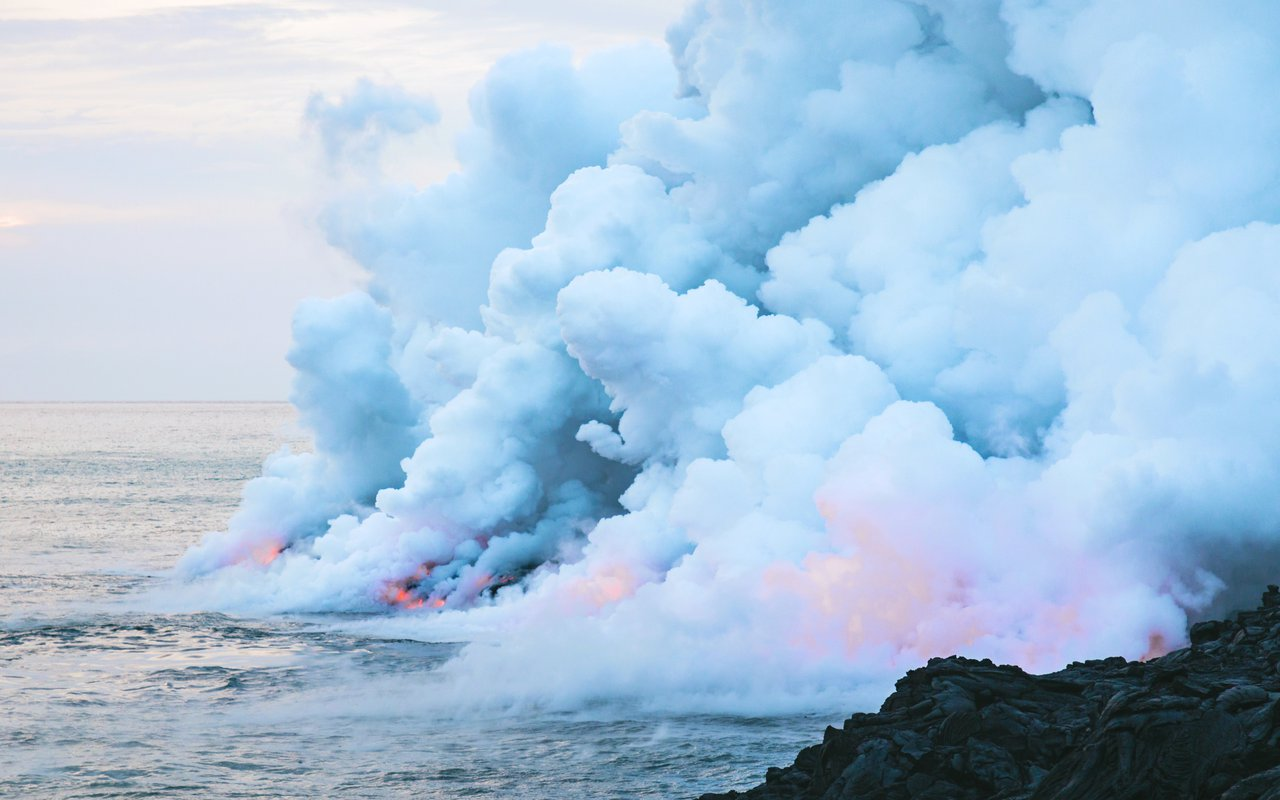 AWAYN IMAGE Kalapana, Hawaii