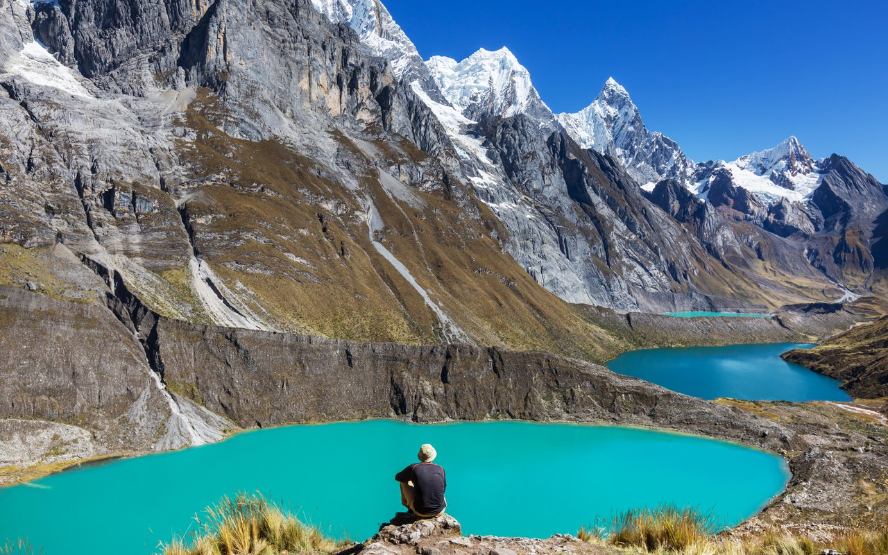AWAYN IMAGE Cordillera Blanca