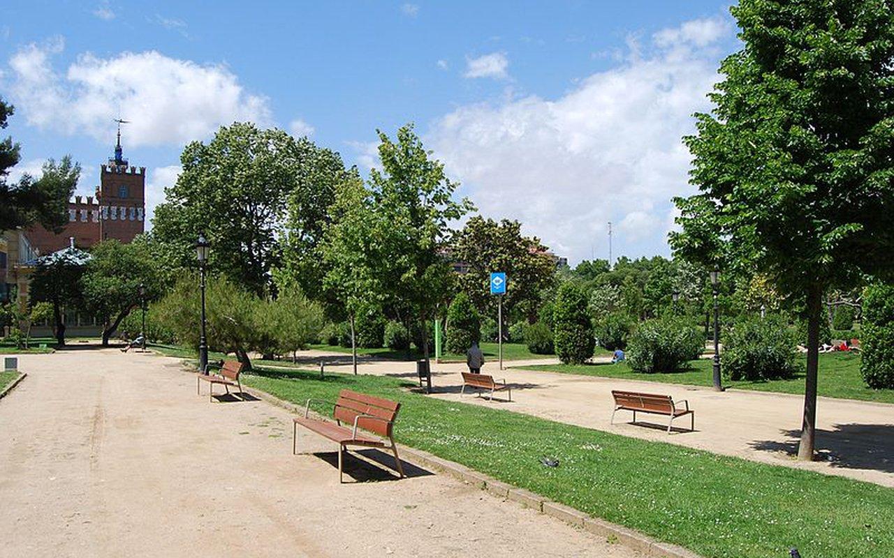AWAYN IMAGE Parc de la Ciutadella