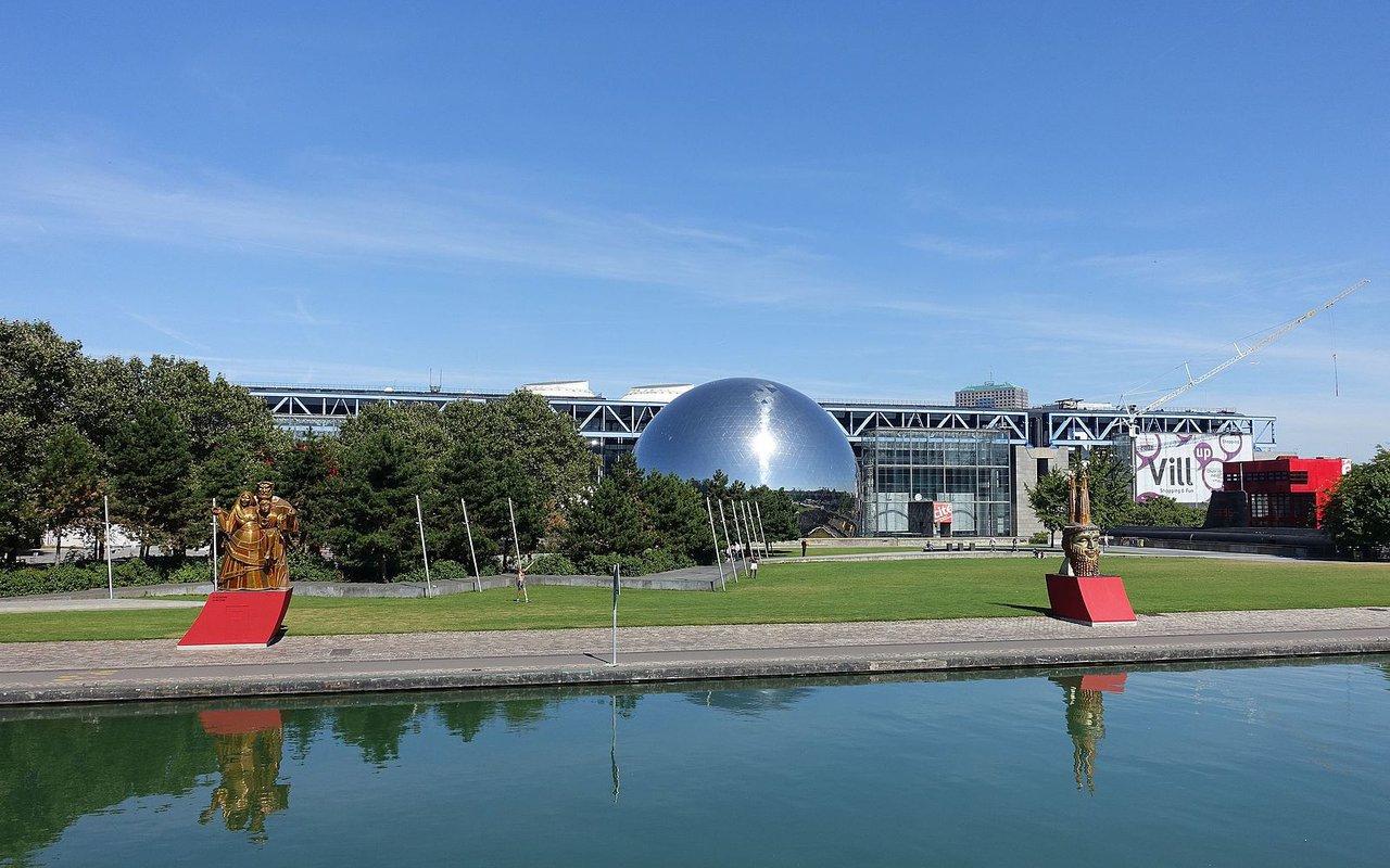 AWAYN IMAGE Parc de la Villette