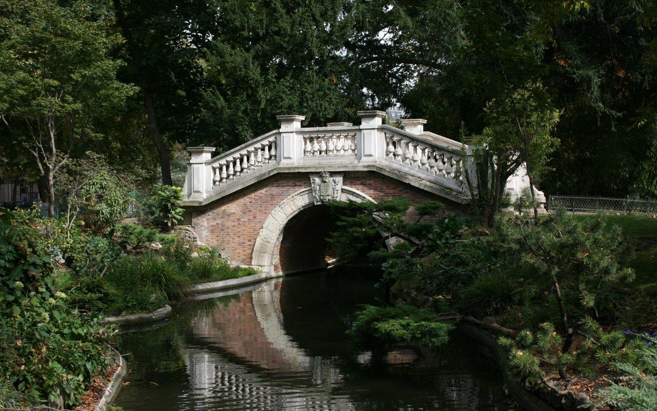 AWAYN IMAGE Parc Monceau