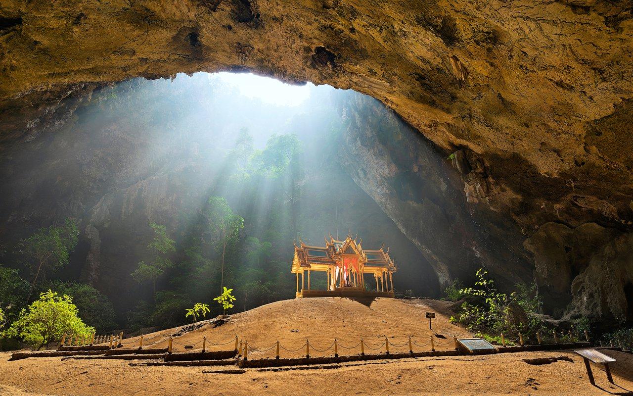 AWAYN IMAGE Trek to Phraya Nakhon Cave